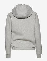 Johaug - Unaltered Hood - huvtröjor - greym - 1