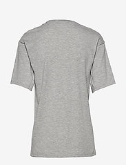Johaug - Active Tee 2.0 - t-shirts - greym - 1