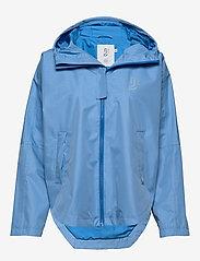 Johaug - Silhouette Poncho Jacket - sports jackets - lakeb - 0