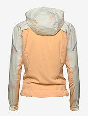 Johaug - Breeze jacket - träningsjackor - pyrus - 2
