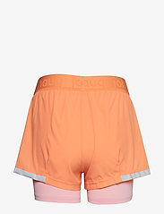 Johaug - Discipline Shorts - training shorts - coral - 1