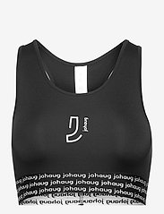 Johaug - Insignia Top - sport bras: low - tblck - 0
