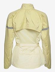 Johaug - Buoyant Packable Jacket - träningsjackor - sorbe - 2