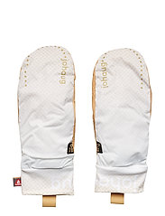 Thermic Racing Mitten - WHITE