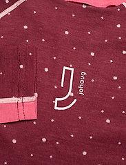Johaug - Maven Wool Long Sleeve - base layer tops - caber - 2