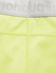 Johaug - LITHE TECH-WOOL PANT - thermo onderbroeken - lime - 4