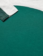 Johaug - Ace LS - långärmade tröjor - teal - 2