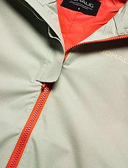 Johaug - Silhouette Poncho Jacket - friluftsjackor - mist - 2