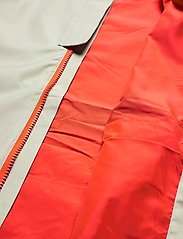 Johaug - Silhouette Poncho Jacket - friluftsjackor - mist - 3