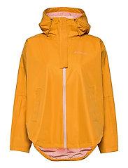 Silhouette Poncho Jacket - SUNFL