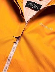 Johaug - Silhouette Poncho Jacket - friluftsjackor - sunfl - 2