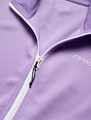 Johaug - Track Jacket - svetarit - tulip - 3