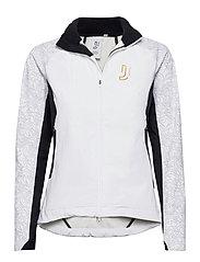 Accelerate Jacket - WHITE