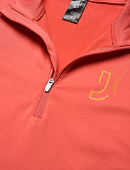 Johaug - Feather Fleece - mid layer jackets - spice - 2