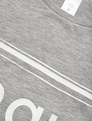 Johaug - Active Tee 2.0 - t-shirts - greym - 2
