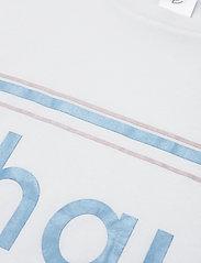 Johaug - Active Tee 2.0 - t-shirts - white - 2