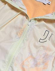 Johaug - Breeze jacket - träningsjackor - pyrus - 6
