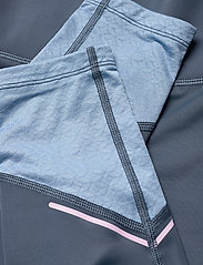 Johaug - Sheen tights - löpnings- och träningstights - mnavy - 4