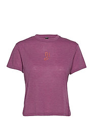 Aerial Woolmix Tee - ORCHD