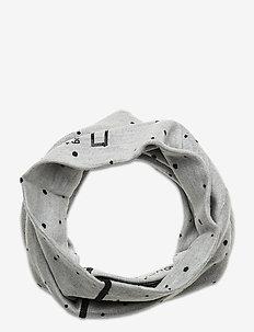 MAVEN WOOL TUBE - accessoires - greym