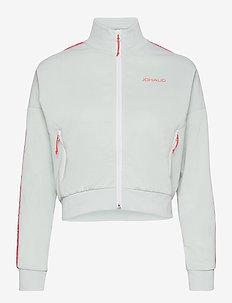 Track Jacket - sweats et sweats à capuche - mist