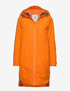 DEPENDEBLE PARKA - ORANGE