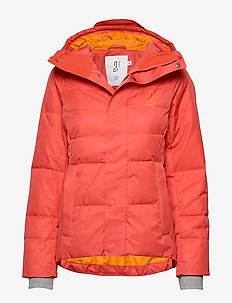 Cocoon Down Jacket - SPICE