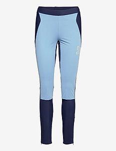 Concept Pants - sportbyxor - blues