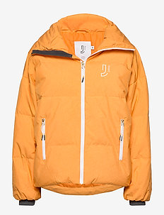 Cloud Down Jacket - ORANGE