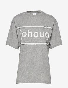 Active Tee 2.0 - t-shirts - greym