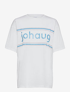Active Tee 2.0 - t-shirts - white