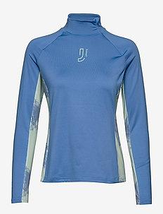 Jade Half Zip - sweatshirts - lakeb
