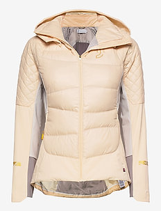 Advance Primaloft Down Jacket - isolerande jackor - skiss
