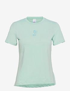 Elemental Tee - t-shirts - aqua
