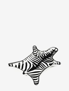 Zebra Stacking dish - under 300 kr - black