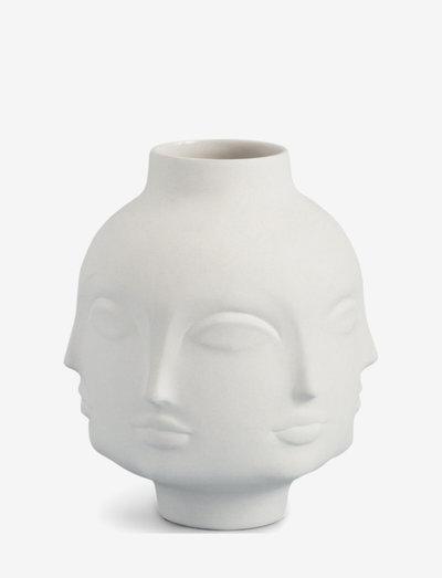 Dora Maar vase - vaser - white