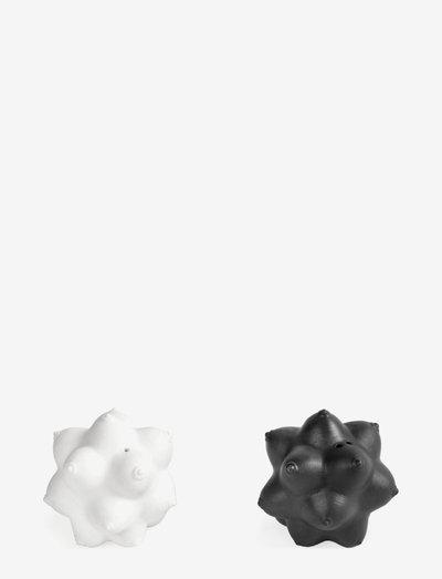 Aphrodite S&P - kryddkvarnar - black/white