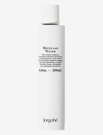 Micellar Water - sminkborttagning - clear