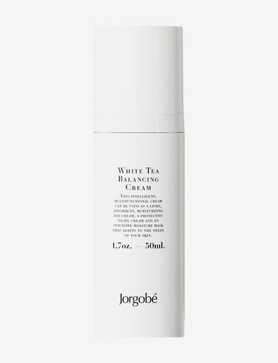 White Tea Balancing Cream - dagcreme - white
