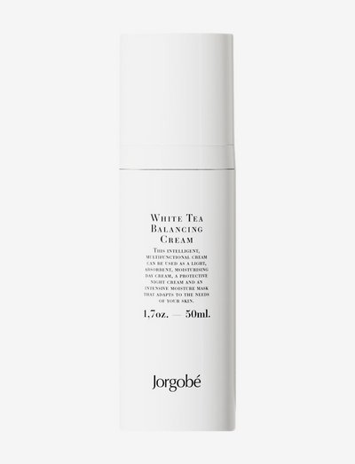 White Tea Balancing Cream - dagkräm - white