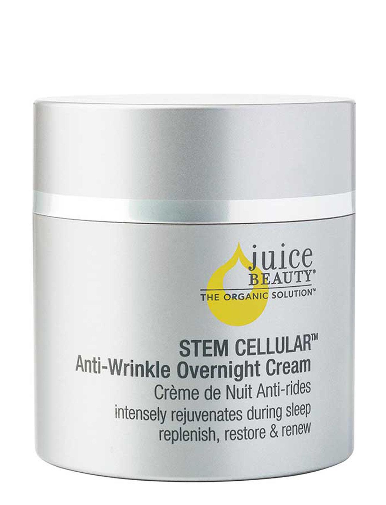 Image of Stem Cellular™ Anti-Wrinkle Overnight Cream Beauty WOMEN Skin Care Face Moisturizers Night Cream Nude Juice Beauty (3071142915)