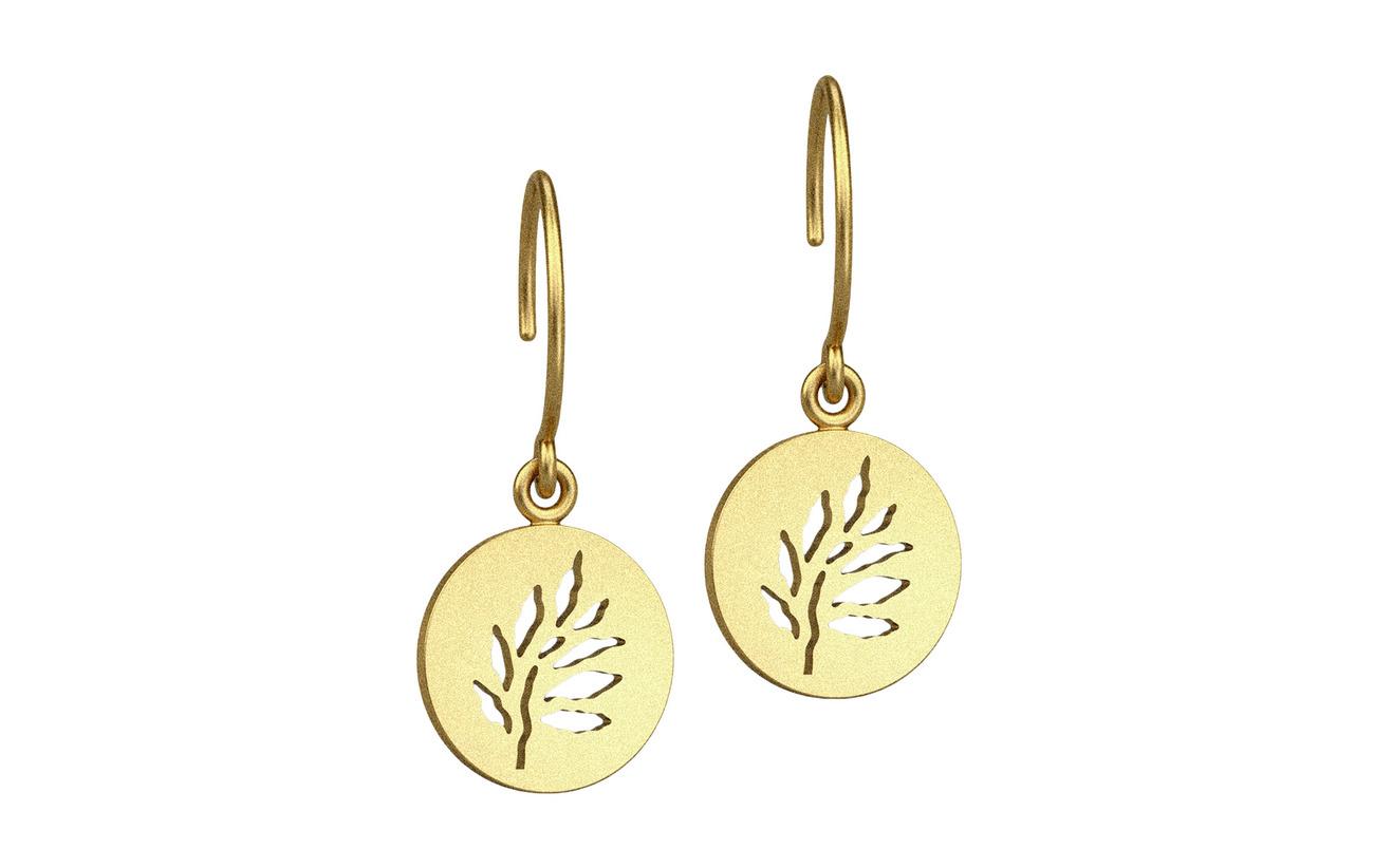 Julie Sandlau Signature earring - Gold - GOLD