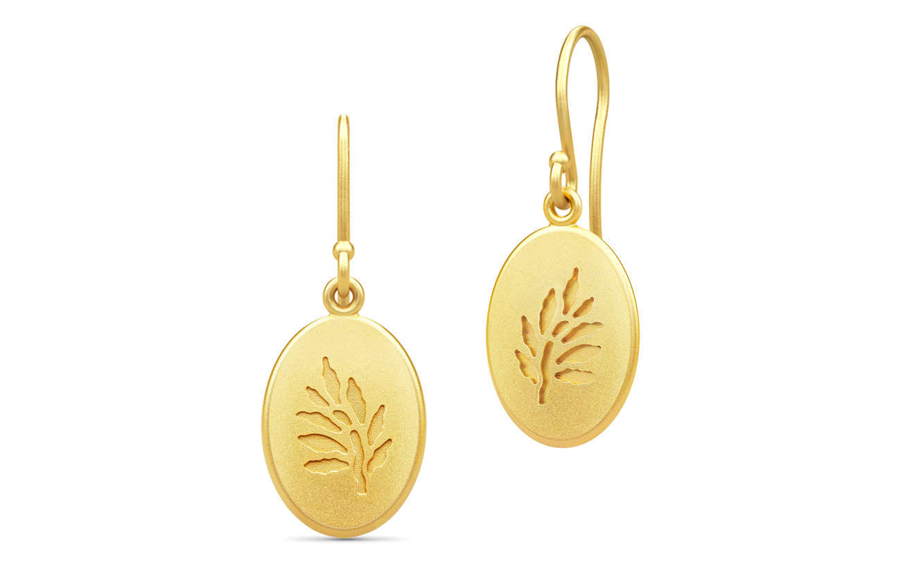 Julie Sandlau Classic Earrings - Gold - GOLD