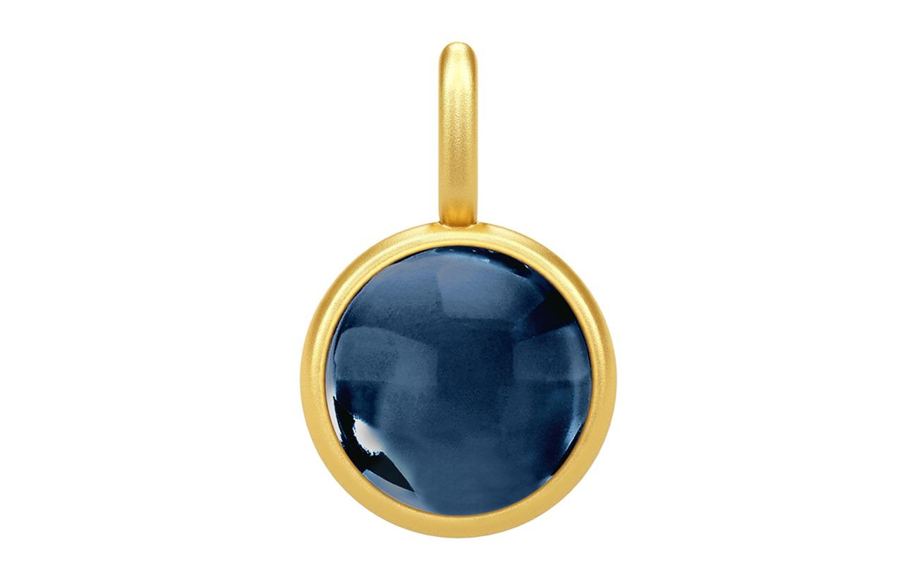 Julie Sandlau Primini Pendat - Gold/Sapphire - BLUE