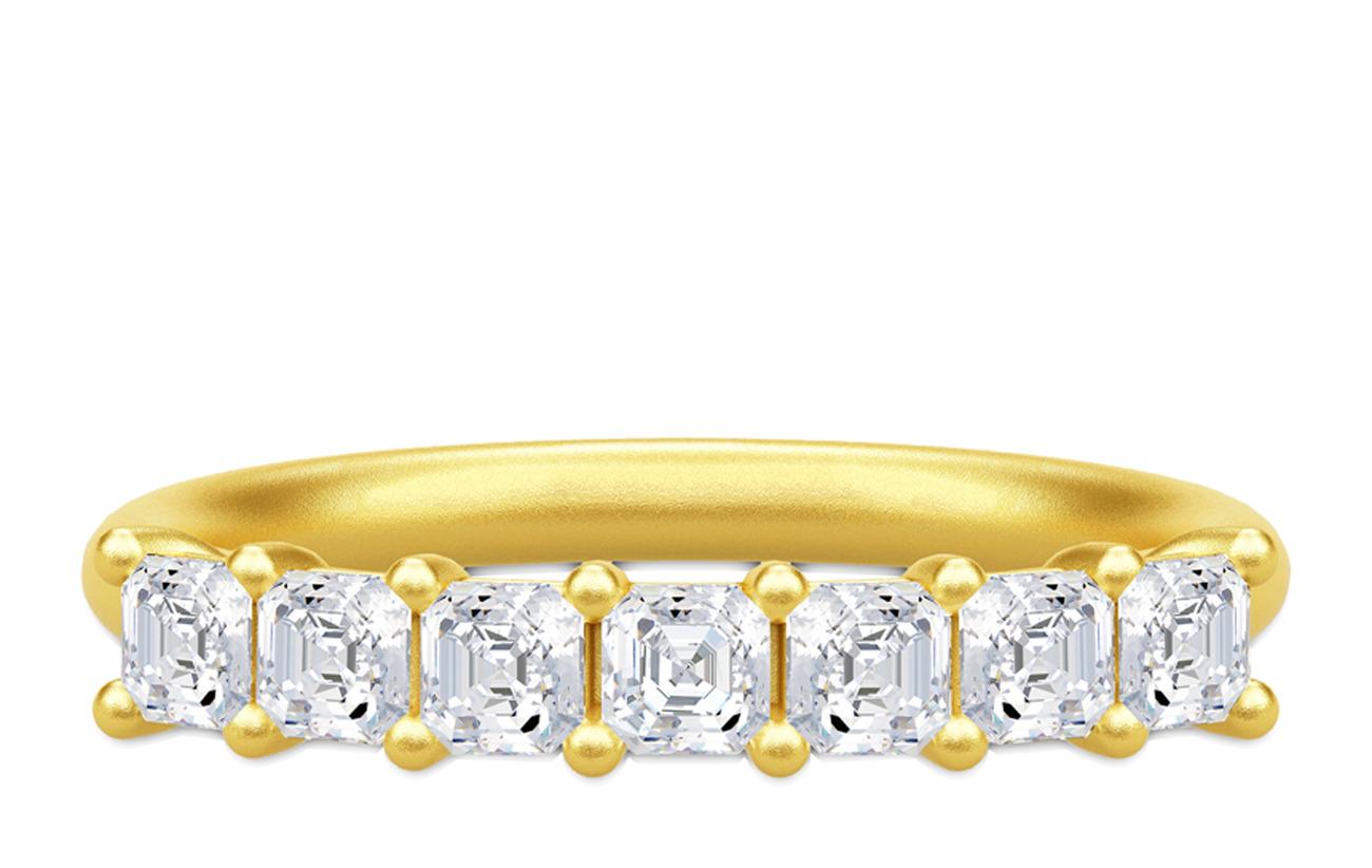 Julie Sandlau Empress Ring 56 - Gold - GOLD