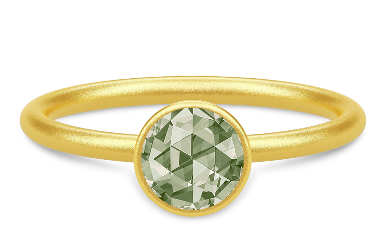 SmallGold GreengoldDusty GreenJulie Ring dusty Cocktail Sandlau OuPiTkZX