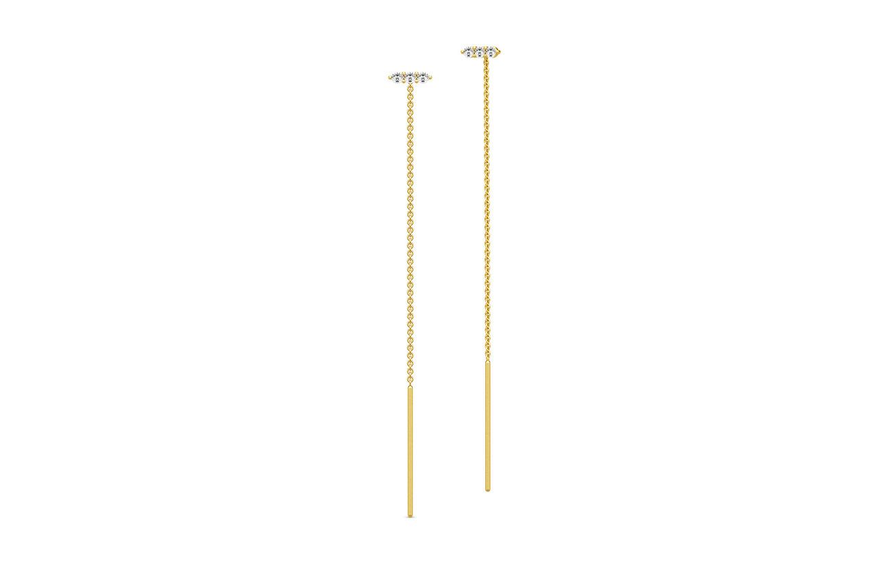 Julie Sandlau Lucy Earrings - Gold - GOLD