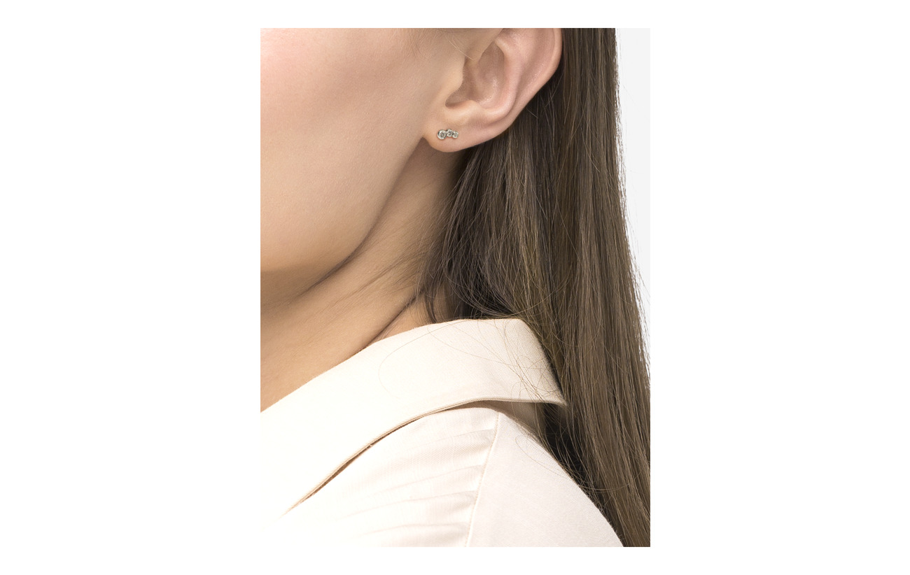 Julie Sandlau Etcetera earring Rhodium Smycken