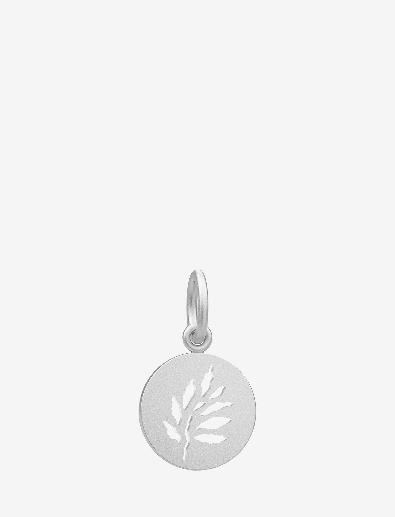 Julie Sandlau - Signature pendant - Rhodium - kuloni - silver - 0