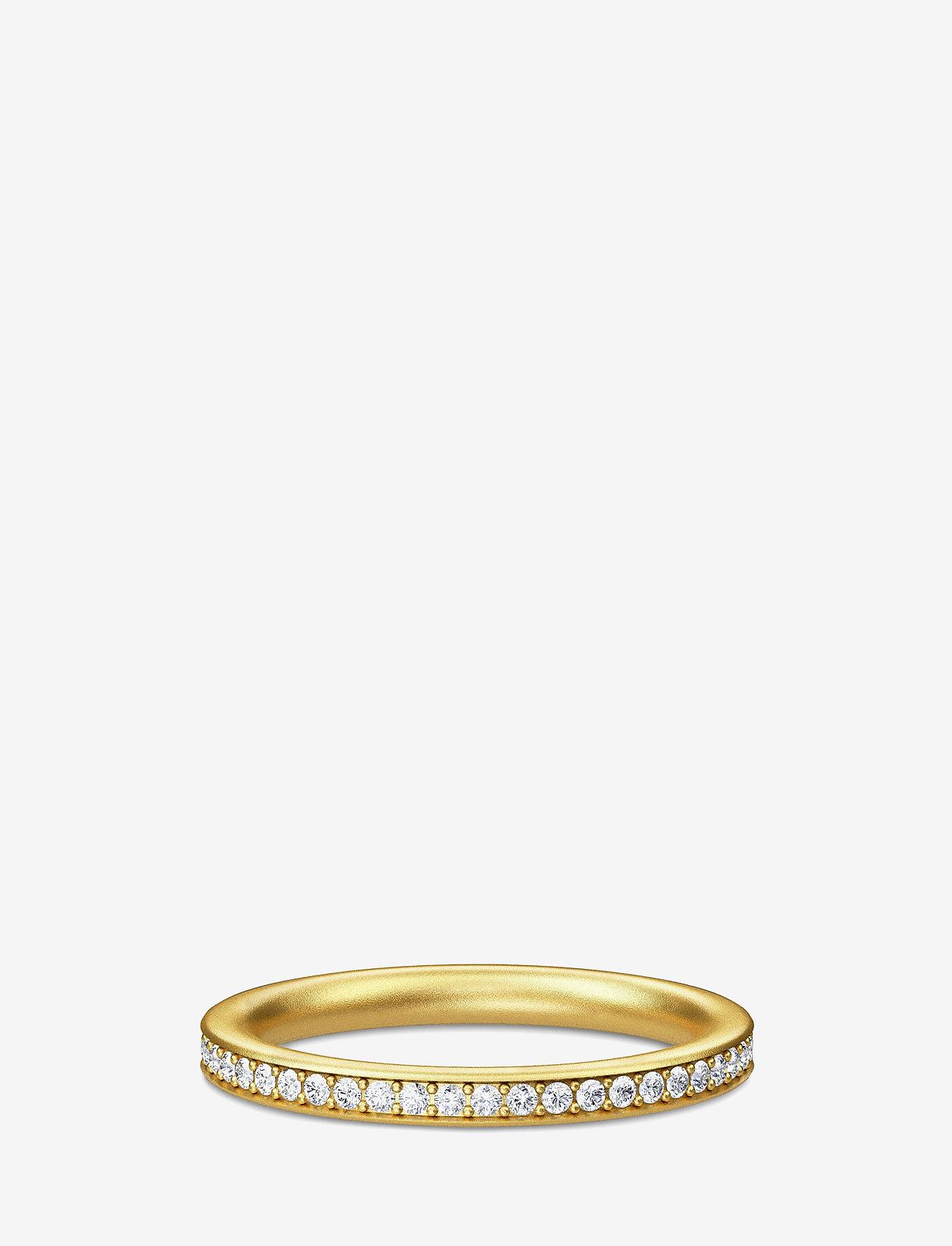 Julie Sandlau - Infinity Ring 54 - Gold - gredzeni - gold - 0